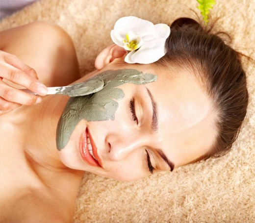 Go green face pack