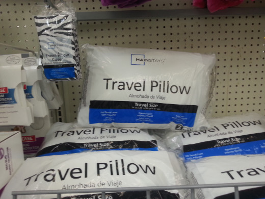 Smaller pillows and cases!