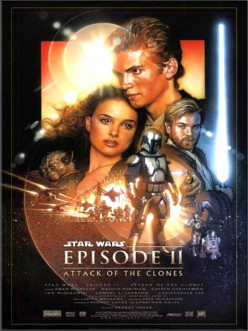 Star Wars:  Episode II- Attack of the Clones