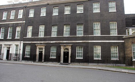 Downing Street, Center of Government?