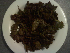 Quick and Easy Homemade Kale Chips