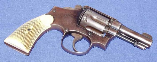 Gun that wounded Dillinger in St. Paul