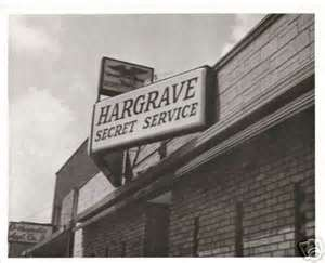 Hargrave Secret Service Building