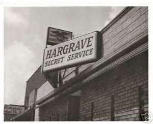 Hargrave Secret Service Building