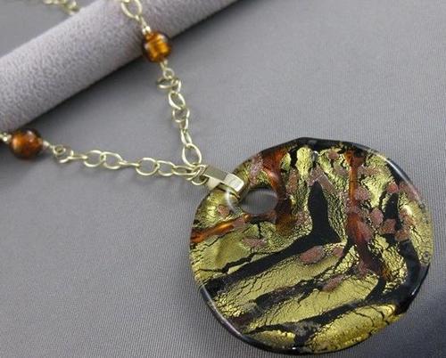 Venetiarurm(r) Glass Jewelry