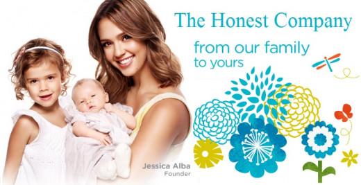 Honest Company Logo.