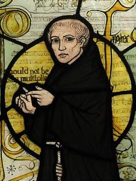 Friar William of Ockham