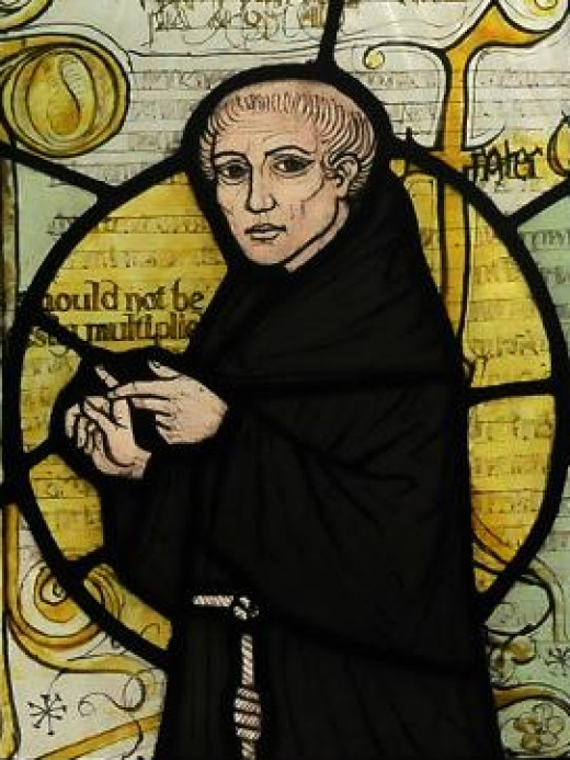 Friar William of Ockham