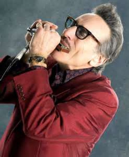 Rick Estrin, another great harmonica player
