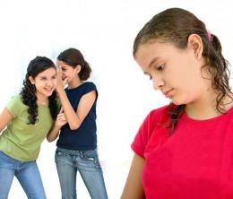 Bullying behaviour