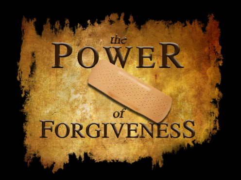 Forgiveness is Powerful