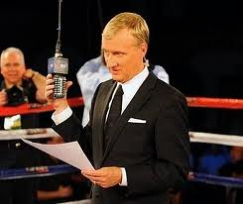 Jimmy Lennon, Jr. has announced some of Mike Tyson and J.C. Chavez's biggest bouts. He is famous for saying, It's Showtime!