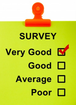 My 5 Favorite Survey Sites
