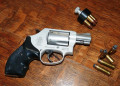 Smith & Wesson J-Frame Airweight