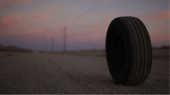 Runaway Tires: Wheels Gone Rogue