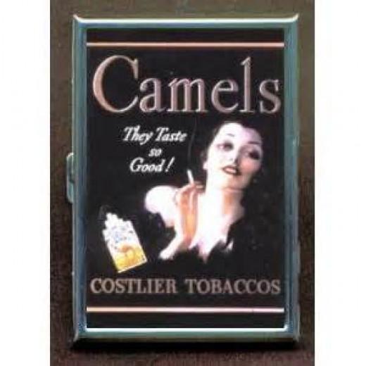 Camel Cigarettes in 1930s
