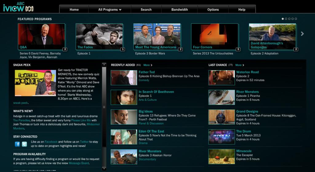 Tv online sex in Australia