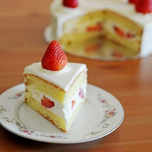 Best Japanese Christmas Cake Recipe