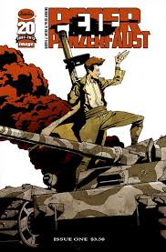 Peter Panzerfaust # 1