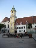 Destination: Bratislava
