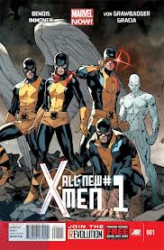 All New X-Men # 1