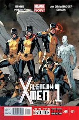 All New X-Men # 1