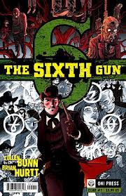 The Sixth Gun # 1