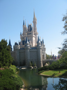 Orlando Florida's most famous icon