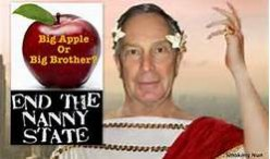 Nanny Bloomberg Again Bless His Heart