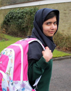 Precious Warrior:  Malala Yousafzai