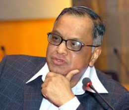 Narayana Murthy laid a strong foundation for Infosys