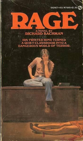 Rage, original book cover