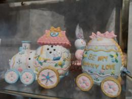 a collectible ceramic train found on ebay. Vintage