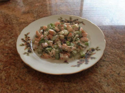 Quick and Easy Recipes – (Baby) Shrimp Salad Recipe