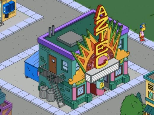 Springfield's Aztec Theatre