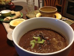 Delicious, Healthy Black Bean Soup
