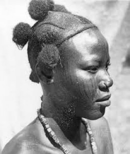 Vintage Hairstyles With Pictures Nigerian Black Hair