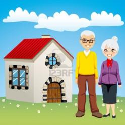 Seniors Growing Old