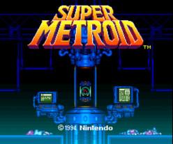 Super Metroid!