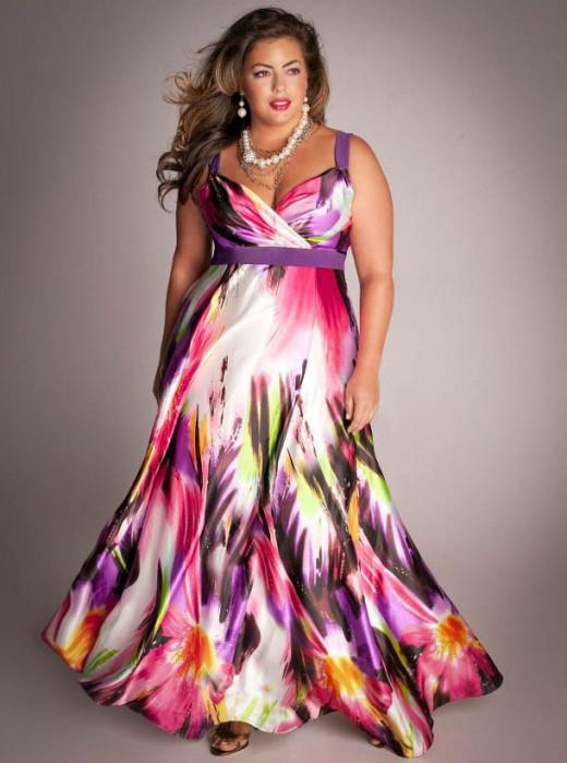 Maxi dress @igigi.com