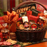 Top Five Reasons To Give Gift Baskets