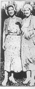 Polly Hamilton and Anna Sage