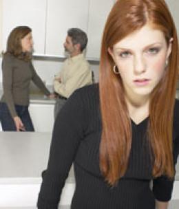 Adolescents and passive aggressive behavior is common.