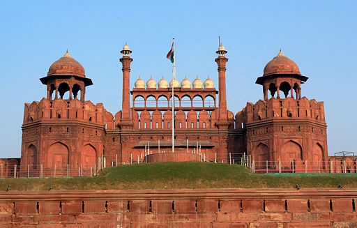 Picture of The Red Fort, Delhi