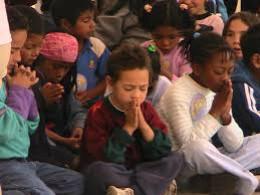 Praying Etiquette