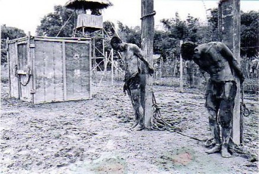 Vietnamese re-education camp