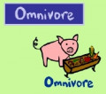 Play herbivore/omnivore/carnivore online. Kids need to know this stuff.