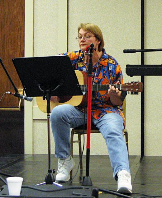 Author Tanya Huff