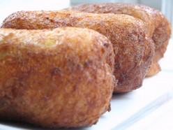 Baked Bread Rolls Indian Recipe.