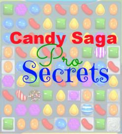 Candy Saga Pro Secrets
